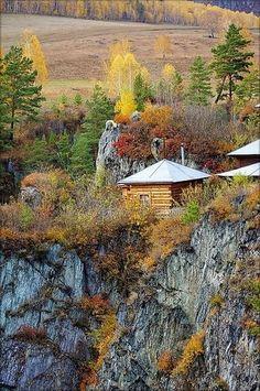 Mysterious Altai, Patmos Island, Siberia, Russia