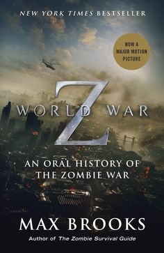 Weaving Words: Mini-Reviews - World War Z by Maz Brooks and Plague Zone by David Wellington