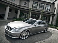 #SouthwestEngines Modified Mercedes Benz CLS55 C219 AMG 2006