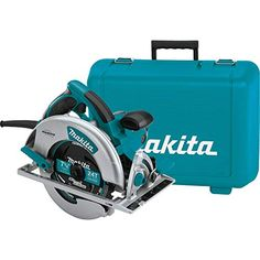 Makita 15 Amp in. Corded Lightweight Magnesium Circular Saw with LED Light, Dust Blower, Carbide blade, Hard - The Home Depot Circular Saw Reviews, Best Circular Saw, Dremel Saw Max, Worm Drive Circular Saw, Saw Tool, Thing 1, Recycling Programs, Good Grips, Table Saw