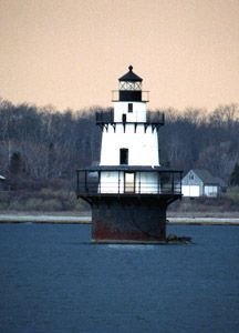Hog Island Shoal Lighthouse, RI