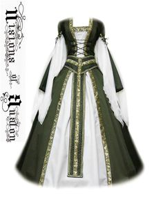 If I ever get married, this is what I'm going to wear. If anyone so much as whispers about it not being all white, I'm going to shoot them with my bow.