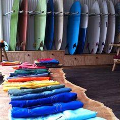 Pilgrim Surf + Supply on mainandme.com