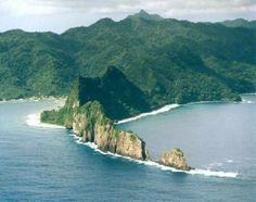 Pola Island, american Samoa