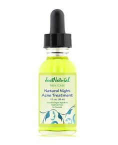 Natural Night Acne Treatment