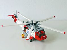 When youre lost at sea the Coast Guard Sea King is the best sight youll see http://www.brothers-brick.com/2016/06/25/when-youre-lost-at-sea-the-coast-guard-sea-king-is-the-best-sight-youll-see/
