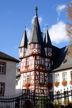 Brömserhof - Rudesheim, Germany. Music museum that is full of instruments that play themselves