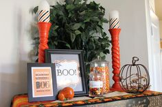 The Homes I Have Made: There's Some Halloween Cheer Around Here!