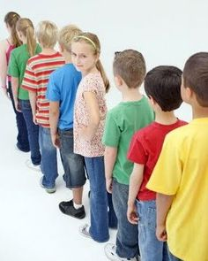 How to Make Sure Your Class is Silent and Well-Behaved in the Hallway #MaVi