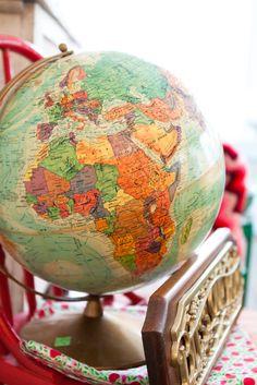 globe~Africa