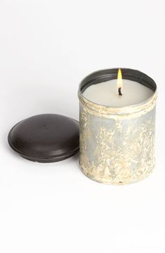 Himalayan Trading Post 'Spice Tin' Candle available at #Nordstrom