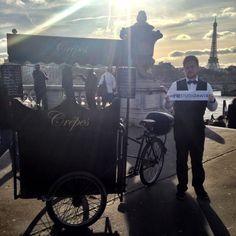 Crepes are a #Paris necessity. #PFW #HMStudioAW14
