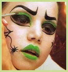1000 images about disfraz bruja on pinterest - Como pintar la cara de nina de bruja ...
