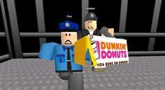 Roblox Cops Vs Robbers