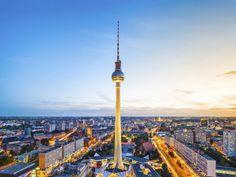 Berlin Germany View Tv Tower Stock Photo (Edit Now) 157510256 View Tv, Berlin Travel, Secret Escapes, Tower Building, Short Trip, Travel Tours, Berlin Germany, Berlin Berlin, Varanasi