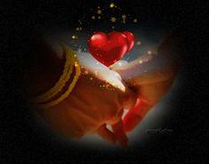 Gif Amour, Coeur