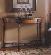 Walnut Furniture Tables Console Tables English Walnut Demilune Table English Walnut Demilune Table 2007-46 Dimensions H 77cm x W 114cm x D 48cm
