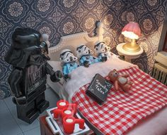 Lego Star Wars, Star Wars Art, Legos, Lego Soap, Lego Humor, Starwars, Lego Stormtrooper, Star Wars Bedroom, Lego Pictures