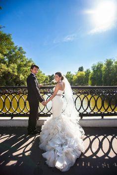 Real Wedding | Elena and Nikita | Holly Gown | Photographer - Marakesha Photography Barcelona