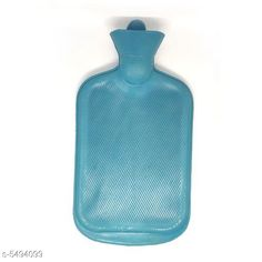Health Monitors Sahyog Wellness Hot Water Bag Non-electrical 2 L Hot Water Bag (Blue)  Product Name: Sahyog Wellness Hot Water Bag Non-electrical 2 L Hot Water Bag (Blu) Material: Rubber Size : 2 L Description: It Has 1 Piece of  Hot Water Bag Country of Origin: India Sizes Available: Free Size   Catalog Rating: ★4.3 (1022)  Catalog Name: Meditive Elegant Health Utility Vol 1 CatalogID_819845 C81-SC1288 Code: 971-5494099-