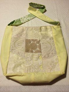 No 3 doilie bag