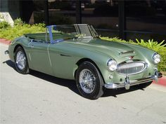 1964 AUSTIN-HEALEY 3000 MARK III BJ8 CONVERTIBLE