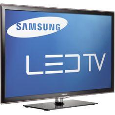 "Samsung - 60"" Class/ LED / 1080p / 120Hz / Smart HDTV"