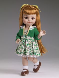 """Grins and Giggles Half Pint - 10"""" dressed doll - New Half Pint sculpt - on the New Patsy body"""