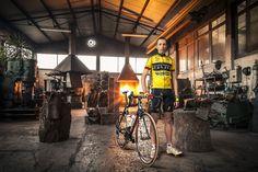 #gscaneva 2013 #fonderia #cristopherbreda #megaproduction #ciclismo #cycling #postproduction