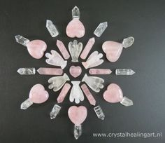 Crystal Mandala; Angel love