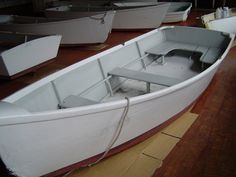 planning on painting this type of rowboat!