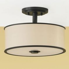 Chase Semi Flush Mount