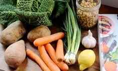 Portugese soep   De Groene Meisjes Carrots, Food And Drink, Vegetables, Om, Carrot, Veggies, Vegetable Recipes