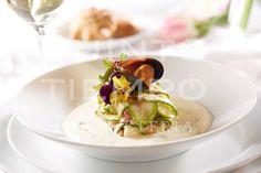 Cubo de verduras relleno de mariscos #QuintoTiempo #platillos