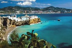 The beaches of Spain