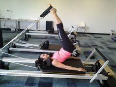 Ouverture de la nouvelle salle de Pilates à Egly avec Nadine Cacussioici: http://www.pilatesncie.fr/