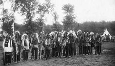 22 - Band of Sioux Warriors Photos - Native Americans (Rinehart) - Native American Beauty, Native American Photos, Native American History, Native American Indians, American Artists, Plains Indians, Sioux Nation, Seen, First Nations