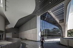 Stephen Riady Centre,© Marc Tey