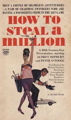 Signet books | Signet Books - How To Steal a Million