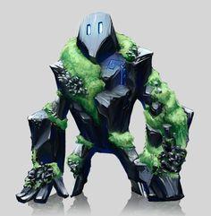 Mineral Monster