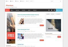 8 best free responsive blogger template images on pinterest blogger templates free maxwellsz