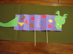Olympic/ Chinese Dragon Craft