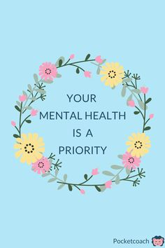 Your mental health is a vital part of your life and has an effect on your thoughts, behaviors, and emotions. It plays an important role in the health of your relationships and allows you to adapt to changes in your life and cope with adversity. Priorities, Plays, Behavior, Mental Health, Fun Facts, Anxiety, Relationships, Motivational, Spirituality