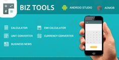 Biz Tool - Calculator + Currency Converter + EMI Calculator + Unit  Converter + Business News