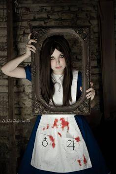 Alice Liddell Cosplay - Madness Returns by Thecrystalshoe.deviantart.com on @deviantART