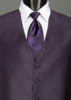 Purple Matte Satin Tuxedo Wedding Prom Groom Formal Self Tie Bowtie Lapis