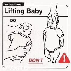 BABY'S NO!