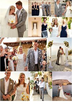 Chapel Wedding overlooking the endless sea followed by a seaside taverna reception in Matala  ...Link in description... Chapel Wedding, Crete, Seaside, Real Weddings, Wedding Planner, Reception, Product Description, Link, Image