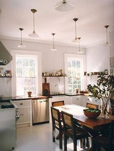 I could live in here any day, every day. #kitchen #decor #home