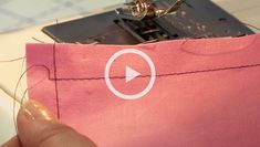 Video: Easy Seam Turning - Threads